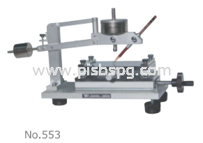 Pencil Scratch Hardness Tester Paint - Pigment - Ink Material Testing Selangor, Malaysia, Kuala Lumpur (KL), Shah Alam Supplier, Suppliers, Supply, Supplies | Peacock Industries Sdn Bhd