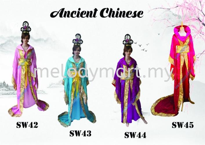 Hanfu SW42-45