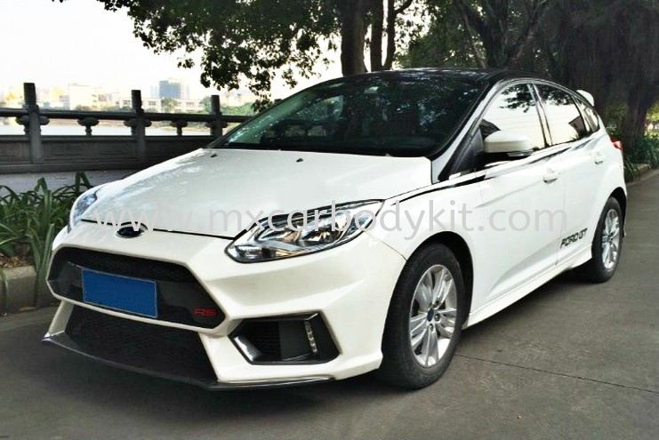 FORD FOCUS HATCHBACK 2013 RS BUMPER  FOCUS 2013 FORD Johor, Malaysia, Johor Bahru (JB), Masai. Supplier, Suppliers, Supply, Supplies | MX Car Body Kit