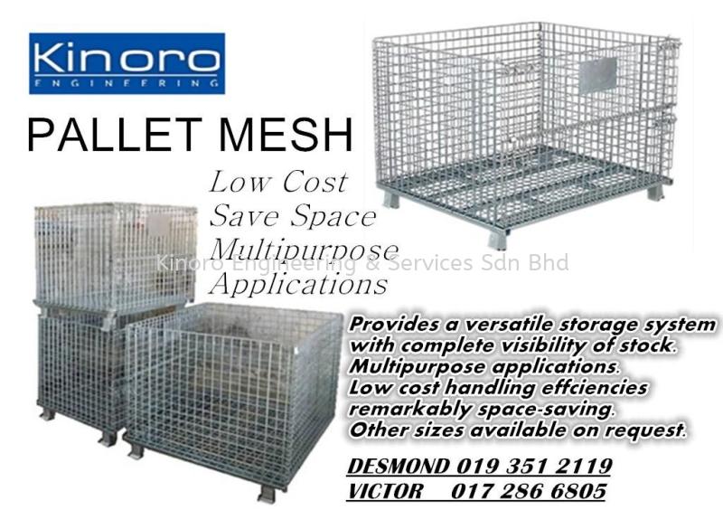 Pallet Mesh Pallet Mesh  Malaysia, Selangor, Kuala Lumpur (KL), Klang Supplier, Suppliers, Supply, Supplies | Kinoro Engineering & Services Sdn Bhd