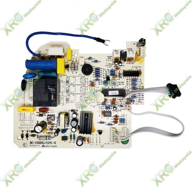 AC6606K SINGER AIR CONDITIONING CPU PCB BOARD PCB BOARD AIR CONDITIONING SPARE PARTS Johor Bahru JB Malaysia Manufacturer & Supplier | XET Sales & Services Sdn Bhd