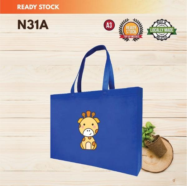 N31 A3 (Large) Non Woven Bag Malaysia, Kedah, Selangor, Kuala Lumpur (KL), Perak Manufacturer, Supplier, Supply, Supplies | Icon Packaging Sdn Bhd