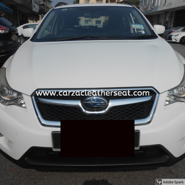 SUBARU XV STEERING REPLACE SYNTHETIC LEATHER Steering Wheel Leather Cheras, Selangor, Kuala Lumpur, KL, Malaysia. Service, Retailer, One Stop Solution | Carzac Sdn Bhd