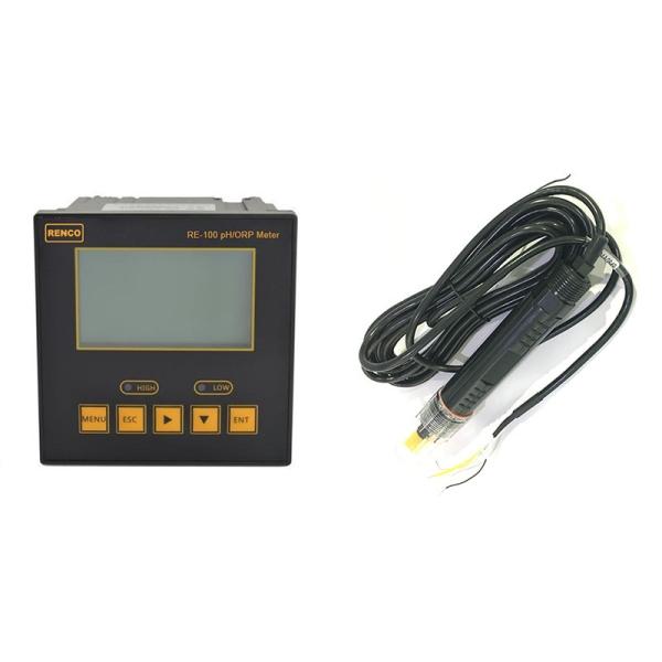 pH/ORP Controller & Sensor pH/ORP Controller & Sensor Johor Bahru (JB), Malaysia, Ulu Tiram Supplier, Suppliers, Supply, Supplies | Renco Industries Sdn Bhd