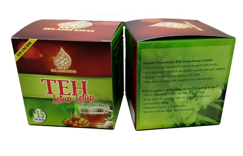 Packaging Box Johor Bahru JB Taman Universiti Printing Services | Hotali Printing