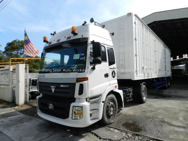 41ft Custom Made Container Box 41ft Custom Made Container Box Custom Made Container Box Kedah, Malaysia, Lunas Services, Workshop | Gemilang Sinar Auto Workshop Sdn Bhd