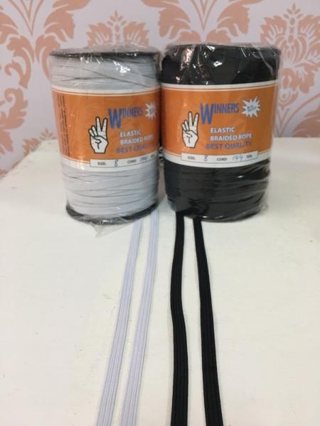 Braided Elastic Tape #8 Braided Elastic  Elastic Products  Selangor, Malaysia, Kuala Lumpur (KL), Klang Supplier, Suppliers, Supply, Supplies | Standard Fashion Trading Sdn Bhd