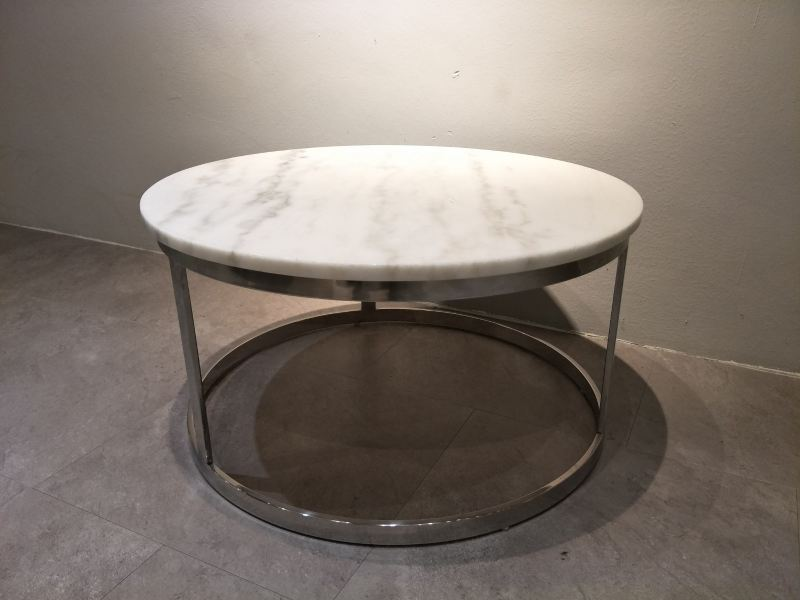 Marble Coffee Table - White Marble Marble Coffee Table CLEARANCE ITEM Selangor, Kuala Lumpur (KL), Malaysia Supplier, Suppliers, Supply, Supplies | DeCasa Marble Sdn Bhd