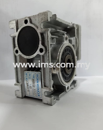 EDRIVE RIGHT ANGLE WORM GEAR HEAD NMRV030-57mm  Worm Gear Box Gear Head Johor, Johor Bahru, JB, Malaysia Supplier, Suppliers, Supply, Supplies | iMS Motion Solution (Johor) Sdn Bhd
