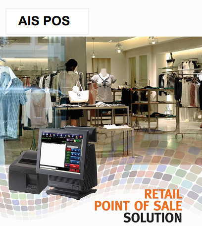 AIS RETAIL POS POS SOFTWARE Puchong, Selangor, Malaysia Supply Suppliers Installation   CCI Solutions & Security Sdn Bhd