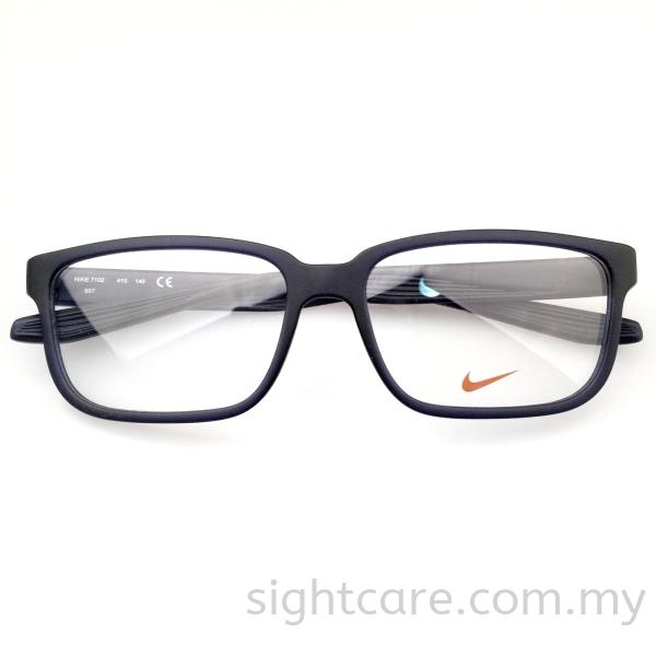 NIKE 7102-C415-55/15-140 NIKE Branded Collections Selangor, Malaysia, Kuala Lumpur (KL), Kepong, Sungai Buloh Spectacles Frame, Supplier, Supply | Optik Sightcare Sdn Bhd