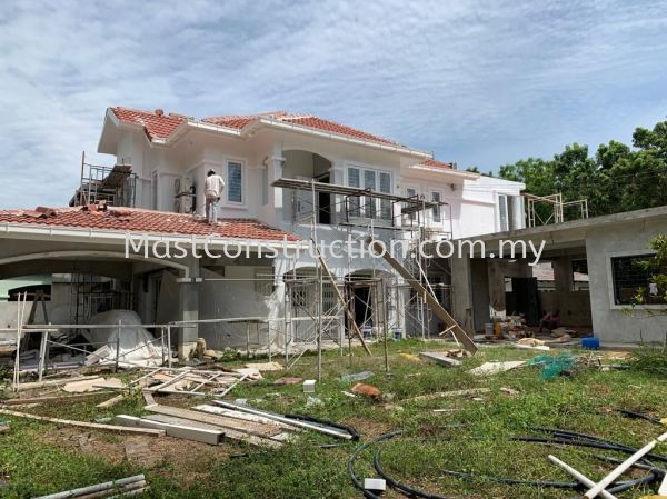 Bungalow construction  Bungalow construction work Residential/Commercial Construction  Selangor, Puchong, Kuala Lumpur (KL), Malaysia Contractor, Service, Company   | Mast Construction