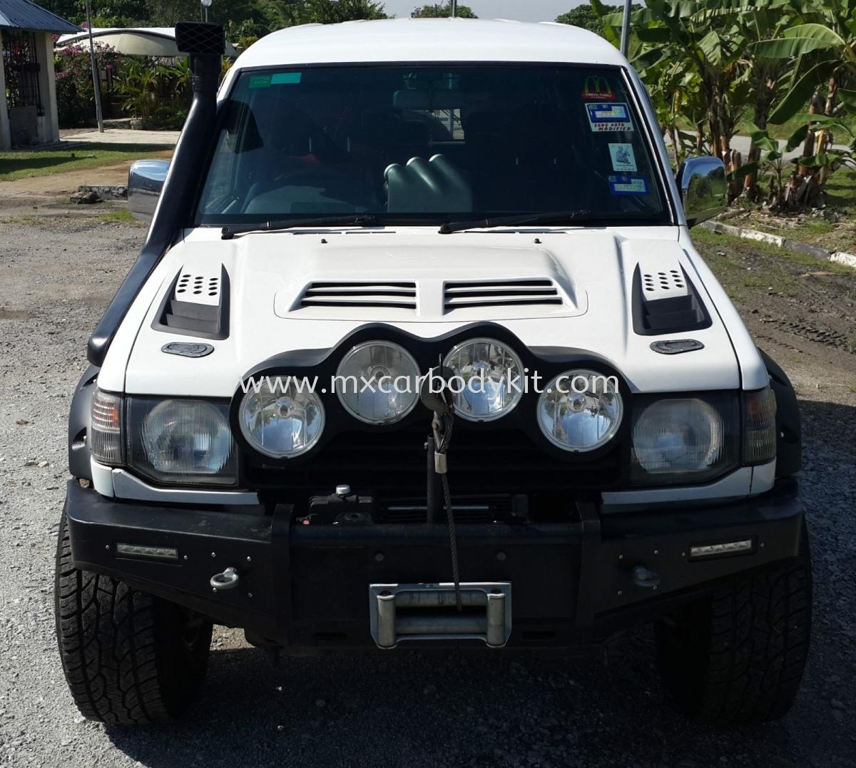 MITSUBISHI PAJERO FRONT BONNET PAJERO MITSUBISHI Johor, Malaysia, Johor Bahru (JB), Masai. Supplier, Suppliers, Supply, Supplies | MX Car Body Kit