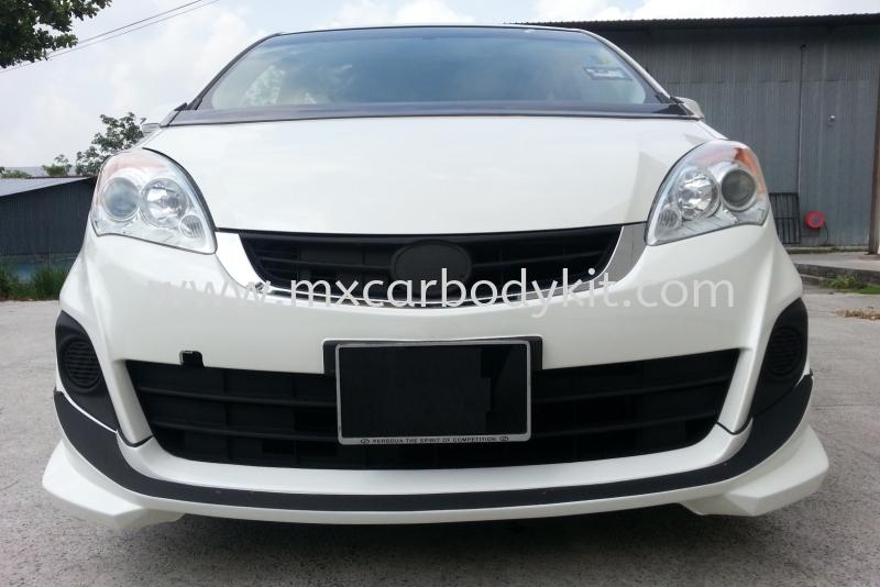 PERODUA ALZA 2014 SPORTIVO BODYKIT  ALZA 2014 - 2018 PERODUA Johor, Malaysia, Johor Bahru (JB), Masai. Supplier, Suppliers, Supply, Supplies | MX Car Body Kit