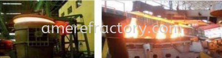 Ladle / Tundish Preheater & Drier Auxiliaries & Spare Parts of Meltshop Refractory System Malaysia, Selangor, Kuala Lumpur (KL), Klang Supplier, Suppliers, Supply, Supplies | AME Refractory Sdn Bhd