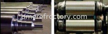 Rolls Auxiliaries & Spare Parts Of Rolling Mill Refractory System Malaysia, Selangor, Kuala Lumpur (KL), Klang Supplier, Suppliers, Supply, Supplies | AME Refractory Sdn Bhd