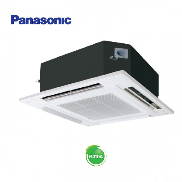 PANASONIC 2.0HP 4-Way Cassette Inverter R410A S-18PU2H5-1/U-18PS2H5-1 Ceiling Cassette Series - Inverter Panasonic Commercial Selangor, Malaysia, Kuala Lumpur (KL), Kajang Supplier, Installation, Supply, Supplies | Gain Twin Engineering Sdn Bhd