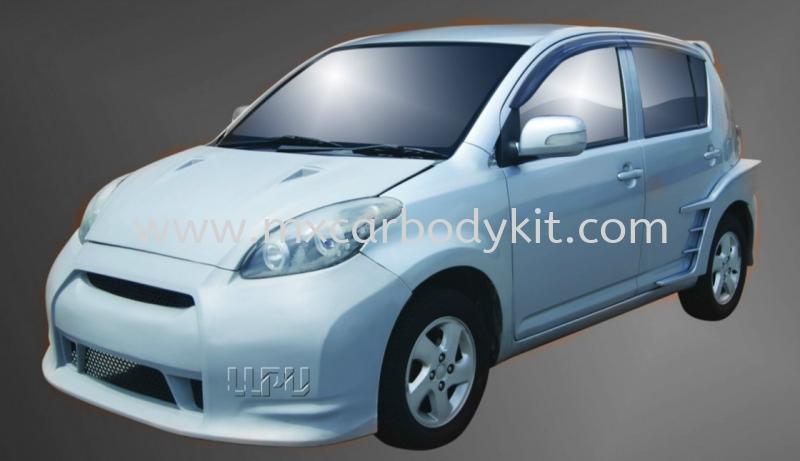 PERODUA MYVI 2005 - 2010 R35 BODYKIT MYVI 2005 PERODUA Johor, Malaysia, Johor Bahru (JB), Masai. Supplier, Suppliers, Supply, Supplies | MX Car Body Kit