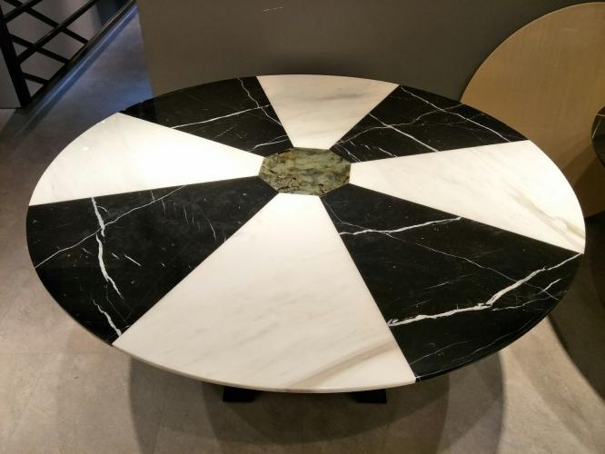 Marble Dining Table - Unique Design