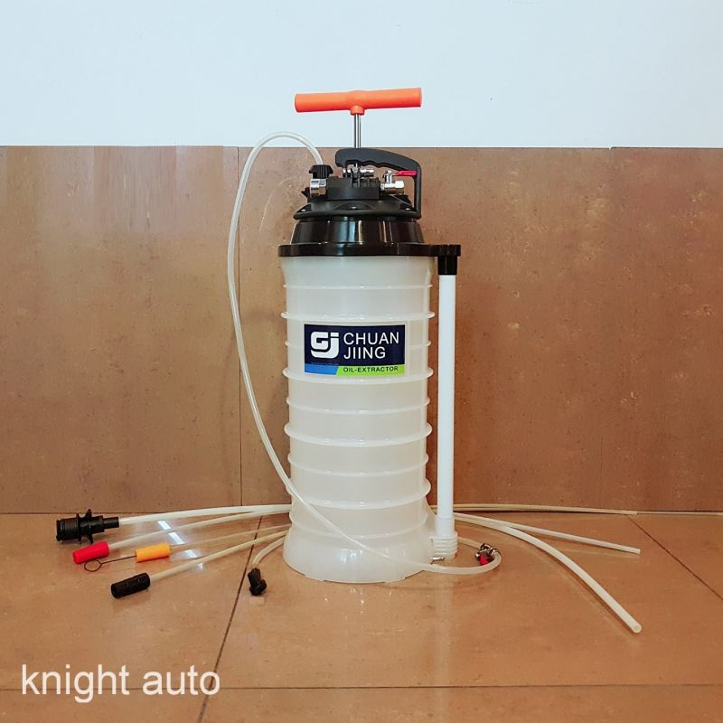 OM-11105 Pneumatic and Manual Oil Extractor 10lts ID998169