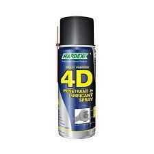 HARDEX HD-440 MULTIPURPOSE 4D PENETRANT & LUBRICANT SPRAY 400ML PAINT / LUBRICANT OIL /CHEMICAL  Selangor, Malaysia, Kuala Lumpur (KL), Klang Supplier, Suppliers, Supply, Supplies | Fast Weld Sdn Bhd