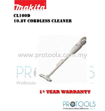 Makita CL100DZ 10.8V Handy Cordless Vacuum Cleaner  Makita Vacuum Cleaners Johor Bahru (JB), Malaysia, Skudai Supplier, Suppliers, Supply, Supplies | Protools Hardware Sdn Bhd