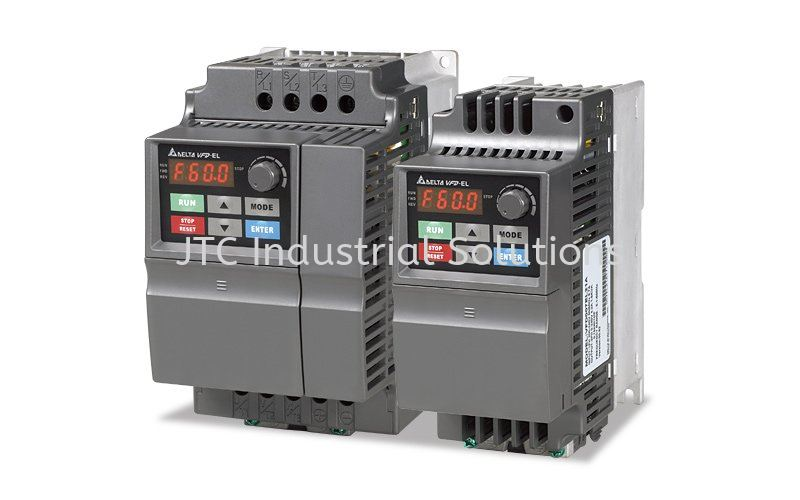DELTA Inverter - VFD-EL Series DELTA Electronics Johor Bahru (JB), Malaysia Supplier, Suppliers, Supply, Supplies | JTC Industrial Solutions