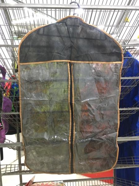 Coat Cover Bag (Transparent)  Coat Cover  Selangor, Malaysia, Kuala Lumpur (KL), Klang Supplier, Suppliers, Supply, Supplies | Standard Fashion Trading Sdn Bhd