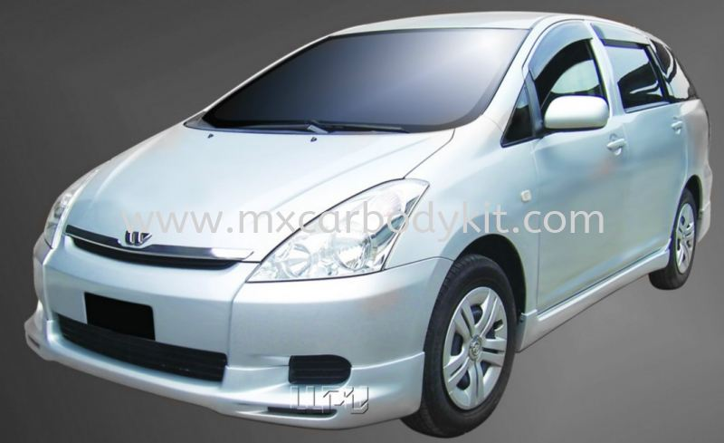 TOYOTA WISH 2003 OEM BODYKIT WISH 2002 - 2008 TOYOTA Johor, Malaysia, Johor Bahru (JB), Masai. Supplier, Suppliers, Supply, Supplies | MX Car Body Kit
