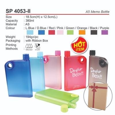 A5 Memo Bottle (SP 4053-II)