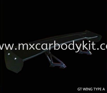 UNIVERSAL GT WING SPOILER TYPE A GT WING SPOILER UNIVERSAL  Johor, Malaysia, Johor Bahru (JB), Masai. Supplier, Suppliers, Supply, Supplies | MX Car Body Kit