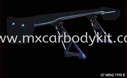 UNIVERSAL GT WING SPOILER TYPE B GT WING SPOILER UNIVERSAL  Johor, Malaysia, Johor Bahru (JB), Masai. Supplier, Suppliers, Supply, Supplies | MX Car Body Kit