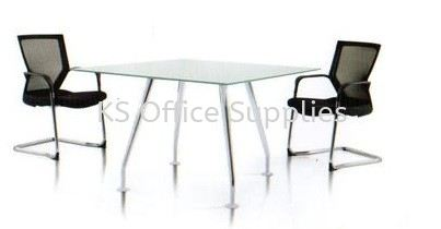 Ixia Chrome  Conference/Meeting Table Malaysia, Kuala Lumpur (KL) Supplier, Office Supply, Manufacturer | KS Office Supplies Sdn Bhd