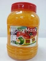 Mango Nata 芒果椰果 Nata De Coco 椰果 Kuala Lumpur (KL), Malaysia, Selangor, Cheras Supplier, Suppliers, Supply, Supplies | Huii Huang Marketing Sdn Bhd