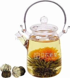 金盏银台 Flower Art Tea 艺术花茶 Kuala Lumpur (KL), Malaysia, Selangor, Cheras Supplier, Suppliers, Supply, Supplies   Huii Huang Marketing Sdn Bhd