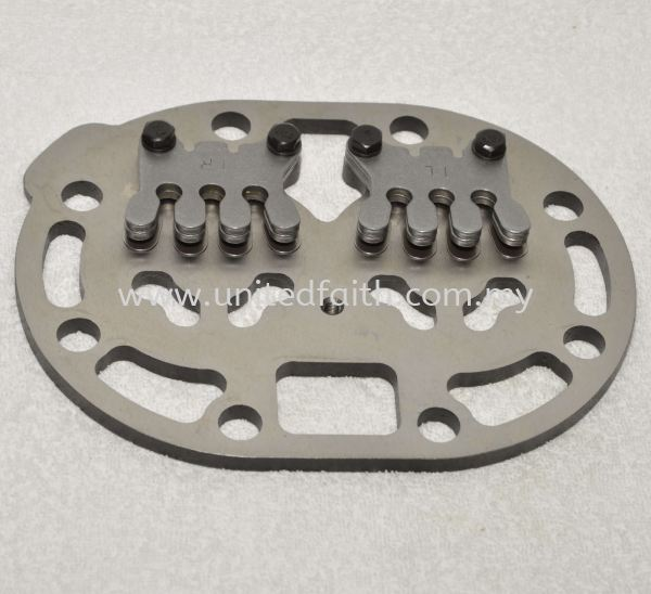 CARRIER Valve Plate 06EA403598 for 06E/06D Compressor Chiller Spare Parts Carrier Parts Selangor, Puchong, Malaysia, Singapore, Kuala Lumpur (KL) Supplier, Suppliers, Supply, Supplies | United Faith Sdn Bhd