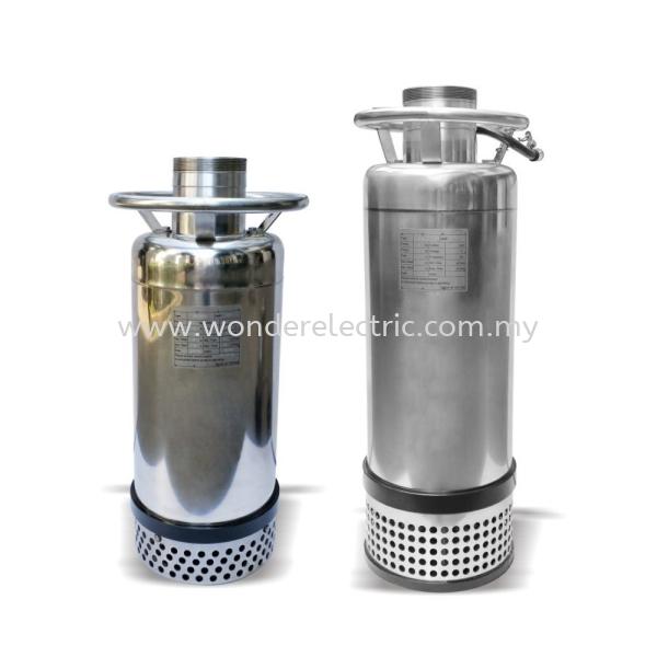 WS Amphibious Pump Water Pump Series Selangor, Malaysia, Kuala Lumpur (KL), Singapore, Puchong Supplier, Suppliers, Supply, Supplies   Wonder Electric Motor (M) Sdn Bhd