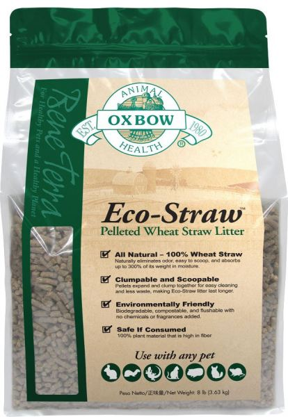 Oxbow Eco-Straw (8lb) Bedding Guinea Pig Product Selangor, Kuala Lumpur (KL), Malaysia, Kapar. Supplier, Suppliers, Supply, Supplies | Beh & Yo Trading Sdn Bhd
