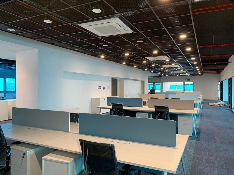 Perforated Ceiling Panel 2019 Perforated Ceiling Panel Series PP Selangor, Malaysia, Johor Bahru (JB), Kuala Lumpur (KL), Bandar Puncak Alam, Mount Austin Supplier, Suppliers, Supply, Supplies | Space Products Sdn Bhd