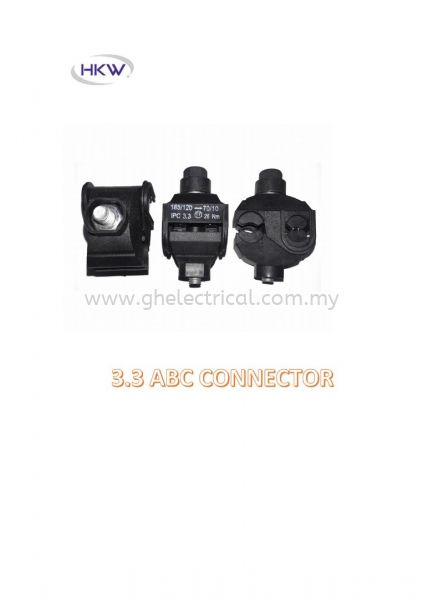ABC Connector Overhead  Holder  Kuala Lumpur (KL), Malaysia Supply, Supplier | G&H Electrical Trading Sdn Bhd