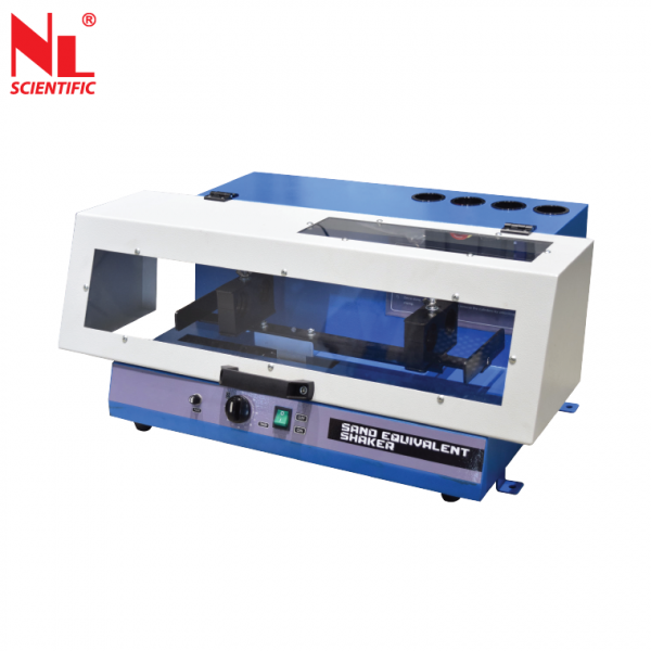 Sand Equivalent Shaker - NL 1001 X / 003N Aggregate & Rock Testing Equipments Malaysia, Selangor, Kuala Lumpur (KL), Klang Manufacturer, Supplier, Supply, Supplies | NL Scientific Instruments Sdn Bhd