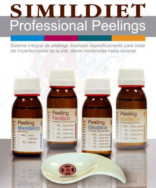 SIMIDIET Professional Dermatology Peelings from Spain Facial Treatment Services Penang, Malaysia, George Town Service, Supplier, Supply, Supplies | Amaze Beauty Salon