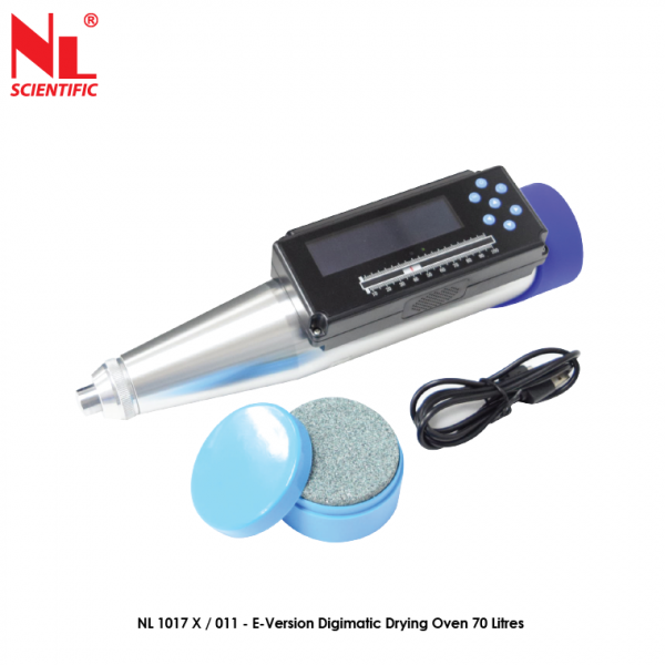 Digital Concrete Test Hammer - NL 4021 X / 004 Concrete Testing Equipments Malaysia, Selangor, Kuala Lumpur (KL), Klang Manufacturer, Supplier, Supply, Supplies | NL Scientific Instruments Sdn Bhd