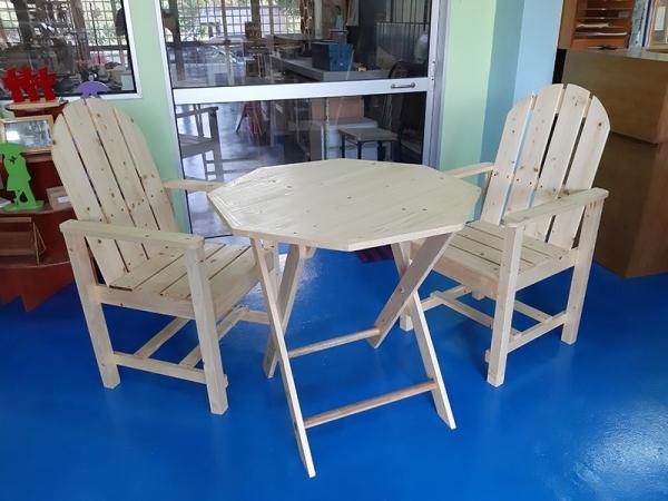 Deck Chair & Table Deck Chair & Table Malaysia, Negeri Sembilan, Seremban Supplier, Suppliers, Supply, Supplies | Samson Woodworks