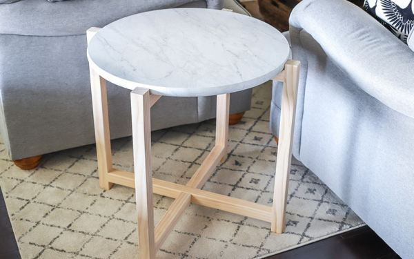 Side Table Round Wood Table Malaysia, Negeri Sembilan, Seremban Supplier, Suppliers, Supply, Supplies | Samson Woodworks