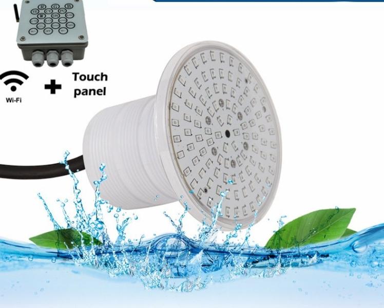 "JL 2""Inch RGB LED SPA  POOL LIGHT JL BRAND POOL LAMP Kuala Lumpur (KL), Selangor, Malaysia Supplier, Supply, Supplies, Distributor | JLL Electrical Sdn Bhd"