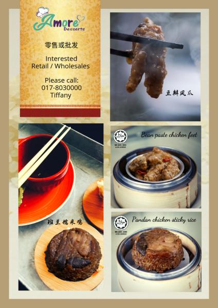 Bakery/Dessert Sarawak, Malaysia, Kuching Supplier, Suppliers, Supply, Supplies | Foodmen Sdn Bhd
