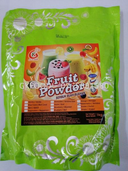 Watermelon Bubble Tea Powder Beverage Malaysia, Johor Bahru (JB) Supplier, Supply | G & K Food Sdn Bhd