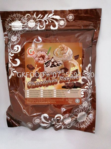 Cheese Chocolate Special Chocolate Powder Beverage Malaysia, Johor Bahru (JB) Supplier, Supply | G & K Food Sdn Bhd