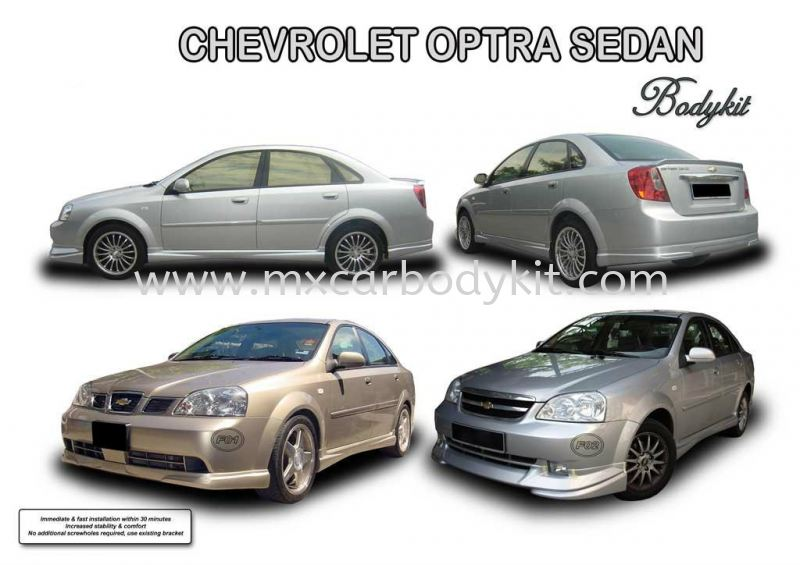 CHEVROLET OPTRA SEDAN AM STYLE BODYKIT OPTRA SEDAN CHEVROLET  Johor, Malaysia, Johor Bahru (JB), Masai. Supplier, Suppliers, Supply, Supplies | MX Car Body Kit